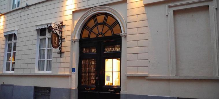 Hotel Hans Memling: Extérieur BRUGES