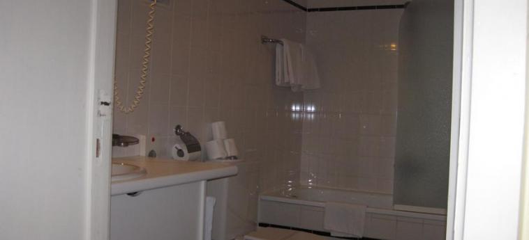 Hotel Hans Memling: Salle de Bains BRUGES