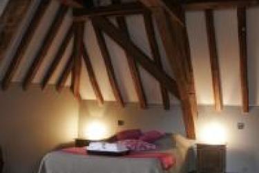 Hotel Goezeput: Chambre jumeau BRUGES
