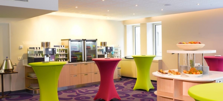 Thon Hotel Eu: Hall BRUSELAS