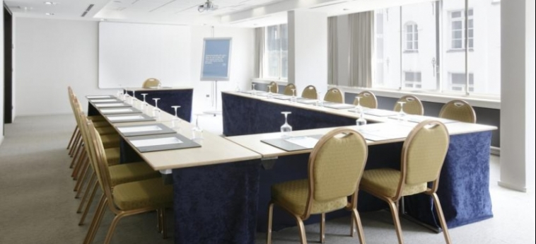 Hotel Nh Collection Brussels Centre: Sala Reuniones BRUSELAS
