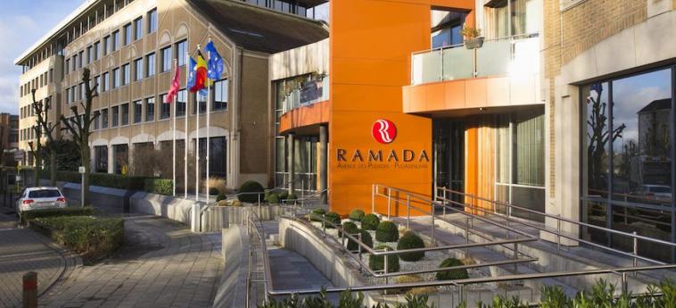 Hotel Ramada Brussels Woluwe: Exterior BRUSELAS