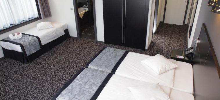Hotel Ramada Brussels Woluwe: Habitaciòn Triple BRUSELAS