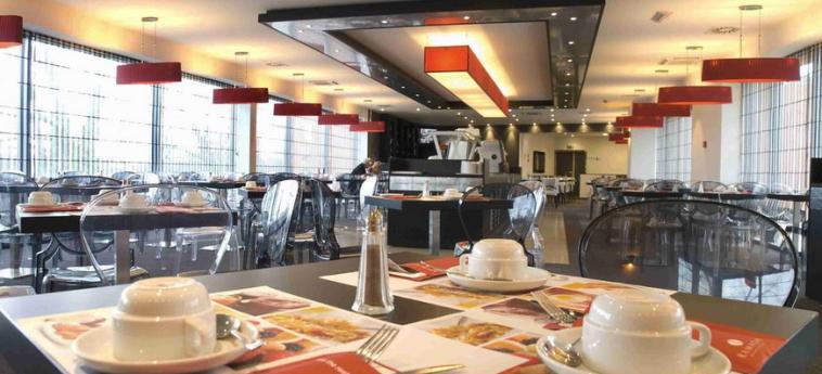 Hotel Ramada Brussels Woluwe: Sala de Desayuno BRUSELAS
