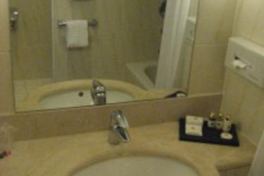 Tangla Hotel Brussels: Badezimmer BRUSSEL