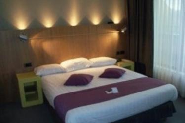 Tangla Hotel Brussels: Doppelzimmer BRUSSEL