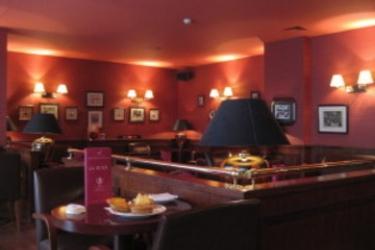Tangla Hotel Brussels: Frühstücksraum BRUSSEL