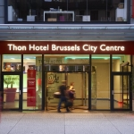 THON HOTEL BRUSSELS CITY CENTRE 4 Sterne