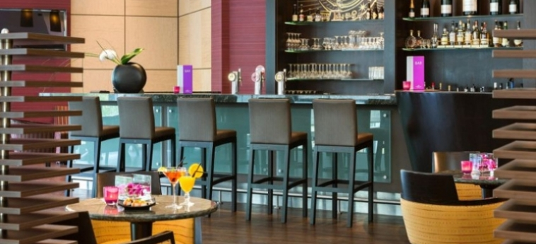 Hotel Crowne Plaza Brussels Airport: Bar BRUSSEL