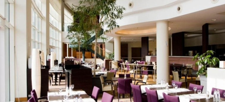 Hotel Crowne Plaza Brussels Airport: Restaurant BRUSSEL