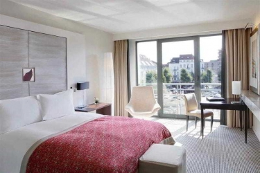 Hotel Sofitel Brussels Europe: Außen BRUSSEL