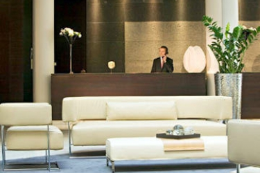 Hotel Sofitel Brussels Europe: Empfang BRUSSEL