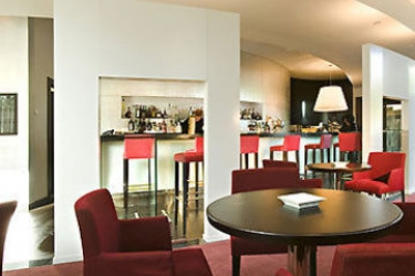 Hotel Sofitel Brussels Europe: Innen Bar BRUSSEL