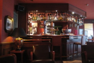 Tangla Hotel Brussels: Bar BRUSSELS