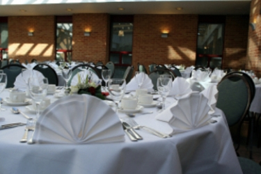 Tangla Hotel Brussels: Salle de Banquet BRUXELLES