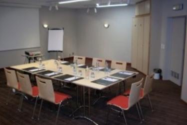 Tangla Hotel Brussels: Salle de Réunion BRUXELLES