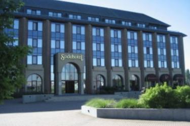 Tangla Hotel Brussels: Esterno BRUXELLES