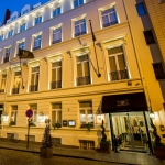 STANHOPE HOTEL BY THON HOTELS 5 Stelle