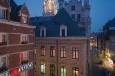 Rocco Forte Hotel Amigo: Extérieur BRUXELLES