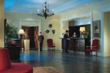 Rocco Forte Hotel Amigo: Hall BRUXELLES