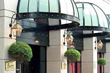 Hotel Barsey By Warwick: Ingresso BRUXELLES