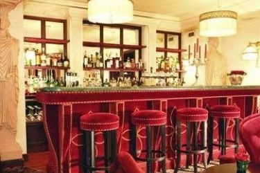 Hotel Barsey By Warwick: Lounge Bar BRUXELLES