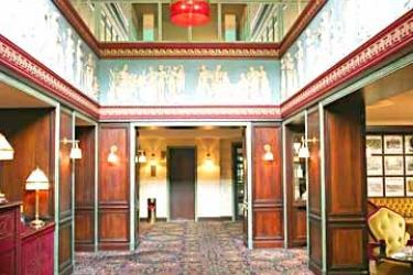 Hotel Barsey By Warwick: Sala BRUXELLES