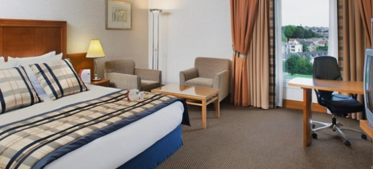 Hotel Crowne Plaza Brussels Airport: Chambre Double BRUXELLES