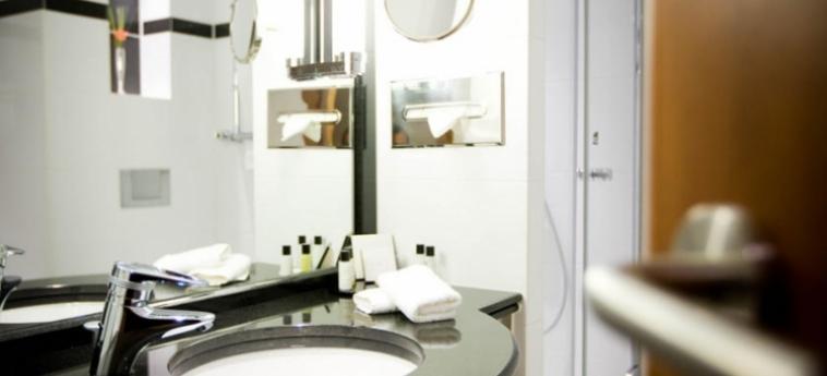 Hotel Crowne Plaza Brussels Airport: Salle de Bains BRUXELLES