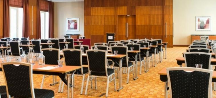 Hotel Crowne Plaza Brussels Airport: Salle de Congres BRUXELLES