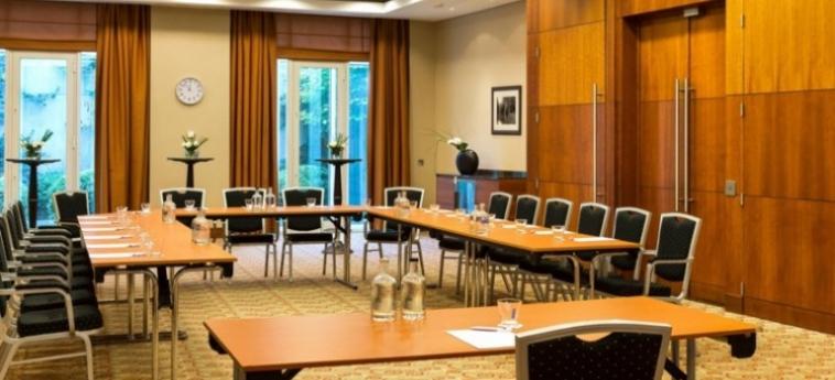 Hotel Crowne Plaza Brussels Airport: Salle de Réunion BRUXELLES