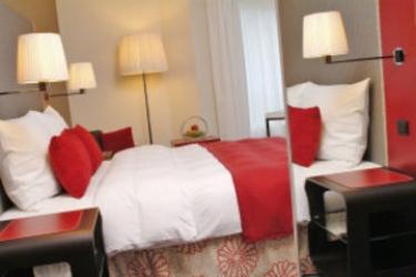 Hotel Radisson Red Brussels: Camera Matrimoniale/Doppia BRUXELLES