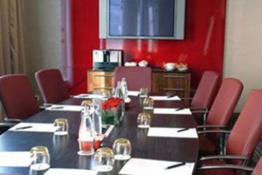 Hotel Radisson Red Brussels: Sala Riunioni BRUXELLES