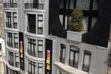 Hotel Be Manos: Esterno BRUXELLES