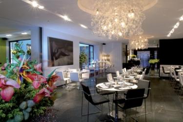 Hotel Be Manos: Ristorante BRUXELLES