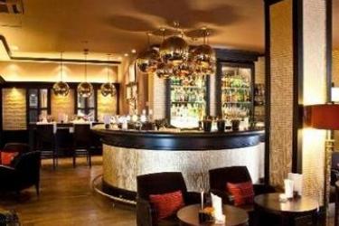 Parker Hotel Brussels Airport: Bar BRUXELLES