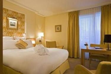 Parker Hotel Brussels Airport: Chambre de Luxe BRUXELLES