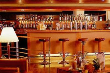 Parker Hotel Brussels Airport: Lounge Bar BRUXELLES