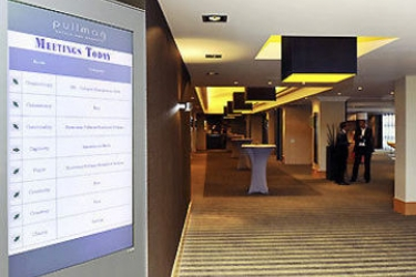 Parker Hotel Brussels Airport: Salle de Réunion BRUXELLES