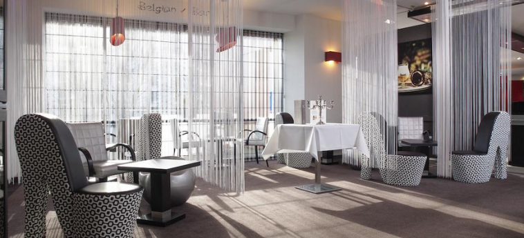 Hotel Ramada Brussels Woluwe: Intérieur BRUXELLES