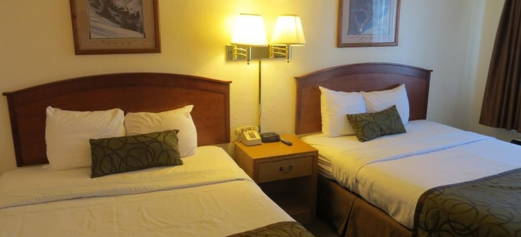 Hotel Bryce View Lodge: Chambre jumeau BRYCE CANYON (UT)