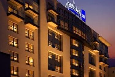 Hotel Radisson Blu Bucharest: Exterior BUCHAREST