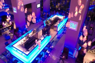 Hotel Radisson Blu Bucharest: Lobby BUCHAREST