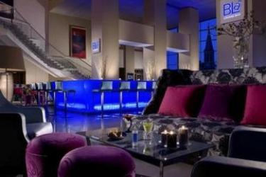Hotel Radisson Blu Bucharest: Lounge Bar BUCHAREST