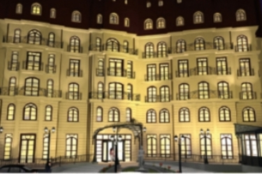 Epoque Hotel - Relais & Chateaux: Exterieur BUCHAREST