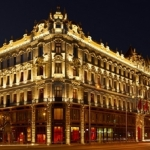 Buddha - Bar Hotel Budapest Klotild Palace