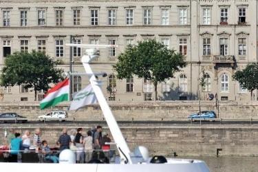 Hotel Carlton: Esterno BUDAPEST