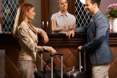 Hotel Carlton: Lobby BUDAPEST
