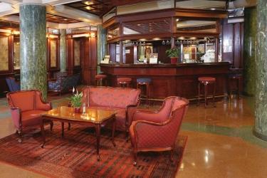 Danubius Grand Hotel Margitsziget: Détail de l'hôtel BUDAPEST