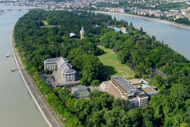Danubius Grand Hotel Margitsziget: Extérieur BUDAPEST